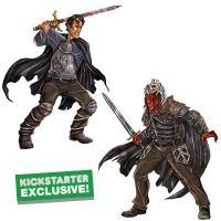 Image de Zombicide black plague - Troy & Evil Troy