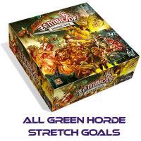 Image de Zombicide black plague - Horde Box (Box with all Stretch Goals)
