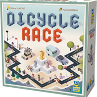 Image de Dicycle race