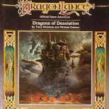 Image de Advanced Dungeons & Dragons - 1st Edition - DragonLance - Dragons of Desolation