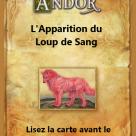Image de Andor - Le loup de sang