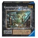Image de Escape puzzle - LA CAVE DE LA TERREUR