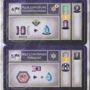 Image de Anachrony : The Board Game Spotlight Promos (Texte Américain)