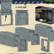 Image de Reichbusters : Projekt Vril - 3D Doors