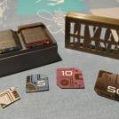 Image de Living Planet - MegaCredits Box - boites pour les crédits
