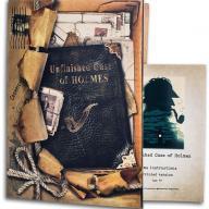 Image de Unfinished Case of Holmes