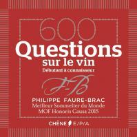Image de 600 questions sur le vin