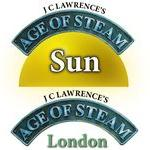 Image de Age of Steam - Sun / London