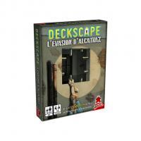 Image de Deckscape - L'Évasion D'alcatraz