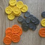 Image de 7 Wonders Duel - Pièces De Monnaie (plastique Dur)
