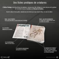 Image de L'appel De Cthulhu - Jeu De Rôle - 7ème édition - Carte De Pnj Et De Monstres