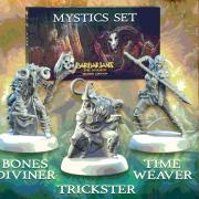 Image de Barbarians : The Invasion - Mystics Set
