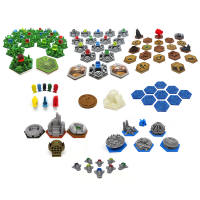 Image de Terraforming Mars - Full Upgrade Kit Bgexpansion