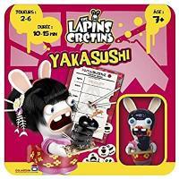 Image de Les Lapins Crétins- Yakasushi