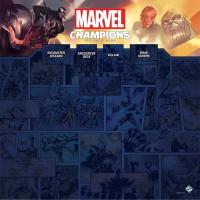 Image de Marvel Champions Jce - Playmat 1-4 Joueurs