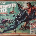 Image de 007 Underwater Battle largo V James Bond Thunderball