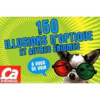 Image de 150 Illusions D'optique Et Autres Énigmes