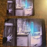 Image de Mysterium - Secrets & Lies - Carte Laboratoire (P2)