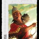 Image de 7 Wonders - Carte Leader Semiramis