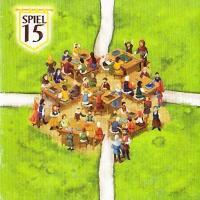 Image de Carcassonne - Spiel 2015