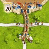 Image de Carcassonne - Spiel 2020