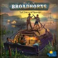 Image de Broadhorns: Early Trade On The Mississippi