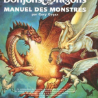 Image de Advanced Dungeons & Dragons - 1ère Edition Vf - Manuel Des Monstres