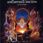 Image de Advanced Dungeons & Dragons - 1st Edition - Unearthed Arcana