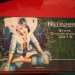 Image de Android : Netrunner / Netrunner Jce - Tapis Jeu Netrunner