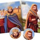Image de Carcassonne - Tuile Roi Et Chevalier