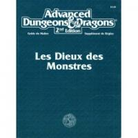 Image de Advanced Dungeons & Dragons - 2ème Edition Vf - Les Dieux Des Monstres