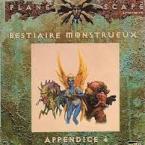 Image de Advanced Dungeons & Dragons - 2ème Edition Vf - Planescape - Bestiaire Monstrueux - Appendice 4