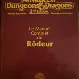 Image de Advanced Dungeons & Dragons - 2ème Edition Vf - Le Manuel Complet Du Rodeur
