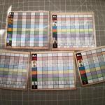 Image de 7 Wonders - Blocs De Scores Recto Verso Plastifiés (5 Versions)