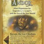 Image de Andor - Koram The Gor Chieftain