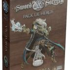 Image de Sword & Sorcery - Pack De Héros Victoria