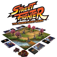 Image de Street Fighter: The Miniatures Game