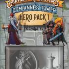 Image de Adventure Tactics: Domianne's Tower – Hero Pack 1