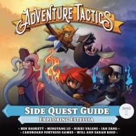 Image de Adventure Tactics: Side Quest Guide Book 1 – Exploring Estellia
