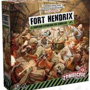 Image de Zombicide - Fort Hendrix