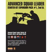 Image de Advanced Squad Leader - Starters Kit Expansion Pack 1