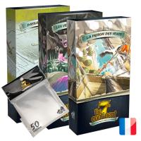 Image de The 7th Continent - Pack Dans Les Airs, Sous La Terre - Classic Edition