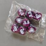 Image de Street Fighter: The Miniatures Game - Dès Violet
