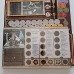 Image de Ankh: Gods Of Egypt - Spare Pions Et Plateaux En Cartons, Cartes Dieux.