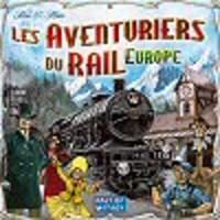 Image de Les Aventuriers du Rail : Europe