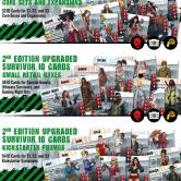 Image de Zombicide - 2nd Edition Id Cards