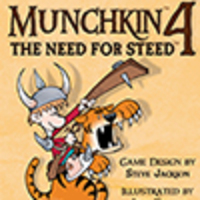 Image de Munchkin 4 : The Need for Steed