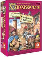 Image de Carcassonne - marchands et batisseurs