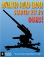 Image de Advanced Squad Leader (ASL) - Starter Kit #2 Guns
