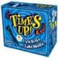 Image de Time's up édition bleue